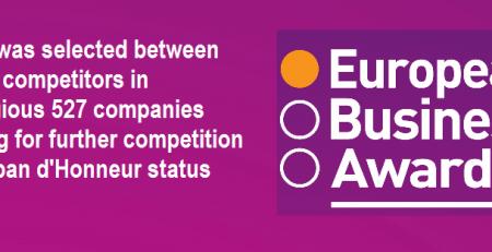 Data is running for European Business Awards