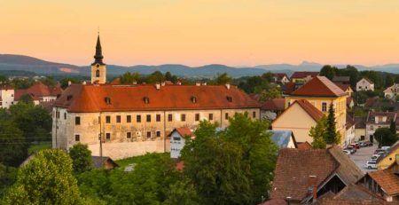VEM point in Slovenia