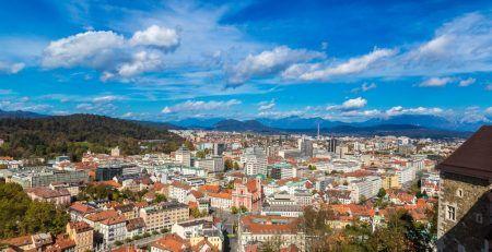 Start-up company in Slovenia