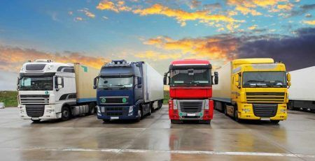 Open a transport company in Slovenia and obtain a license for international transport