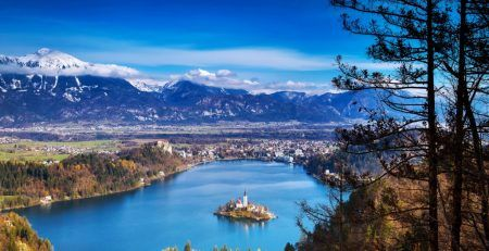 Registration of the company in Slovenia - instead of money invest in material resources