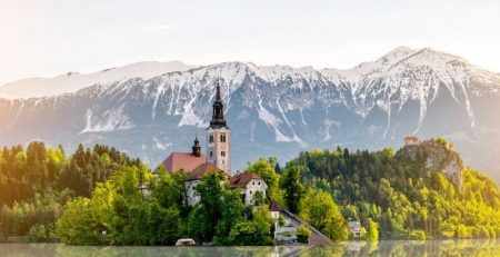 The legal system in Slovenia