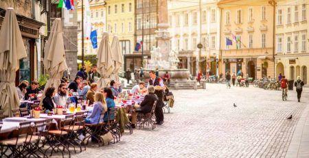 Open a restaurant in Slovenia, Europe