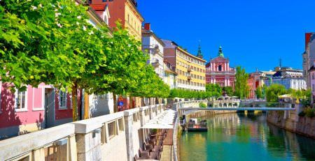 Business activities in Slovenia