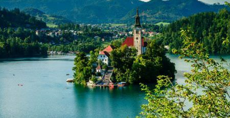 Businessi immigration to Slovenia, Europe