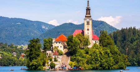 Doing business in Slovenia, Europe