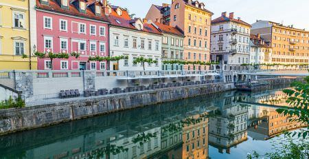 International trade with business in Slovenia, EU