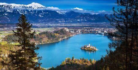 Opportunities for foreign entrepreneurs in Slovenia, Europe