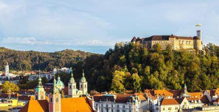 Register enterprise in Slovenia, Europe