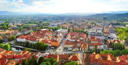 Residency and business in Slovenia, EU