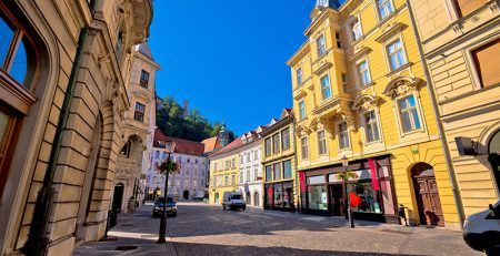 Selling and renting real estate in Slovenia