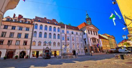 Support in registering company in Slovenia