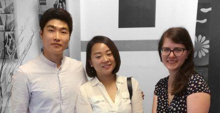 Foreigners in Slovenia - Hye Yeon Yoon, South Korea