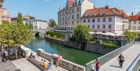 Conditions of business immigration to Slovenia, EU