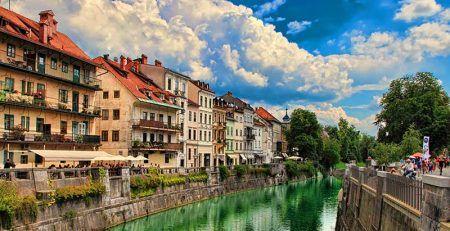 Establishment of a company in Slovenia, Europe
