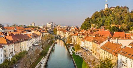 Options for business immigration to Slovenia, Europe