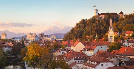 Relocate to Slovenia by establishing a company