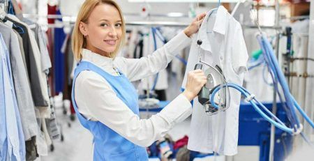 Opening a laundry and dry cleaning service in Slovenia