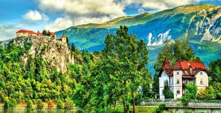 Business investment for possibility of immigration to Slovenia