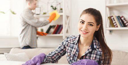 Cleaning service as a business idea in Slovenia, EU