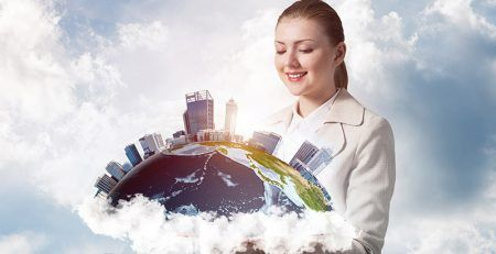Engage in international business with a company in Slovenia