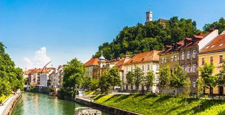 Presenting Slovenia as a possible business destination