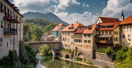 Consider opening a company in Slovenia, Europe