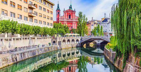 How can a foreign citizen open a company in Slovenia, EU?
