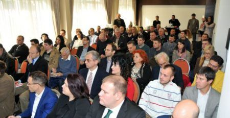 Business meeting of entrepreneurs in Serbia with Data d.o.o.