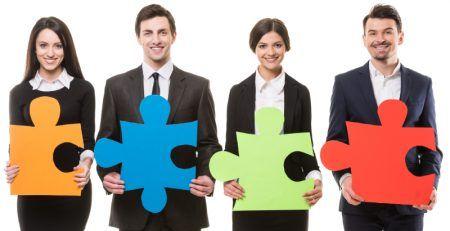 Characteristics of various company types in Slovenia, EU
