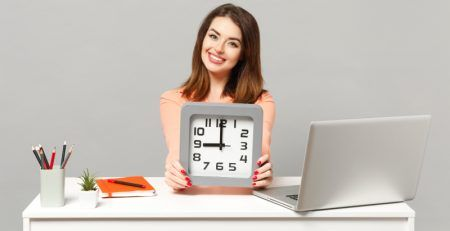 Timing related to company registration in Slovenia
