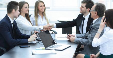 What is active business conduct of your company?