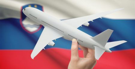 Air travel to Slovenia is possible again – good news for business!