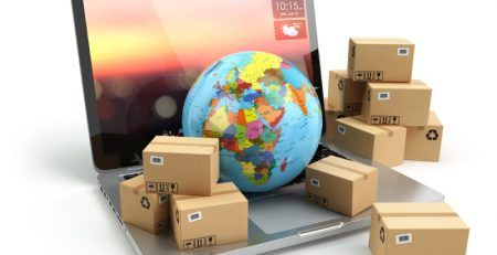 Online trade – popular business activity in Slovenia, EU