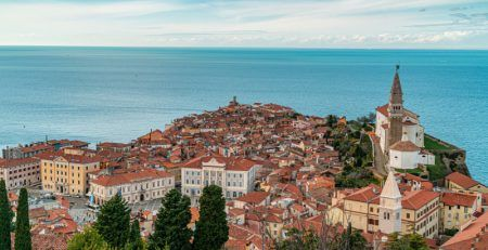 Popular destination for business and tourism Slovenia in Forbes magazine