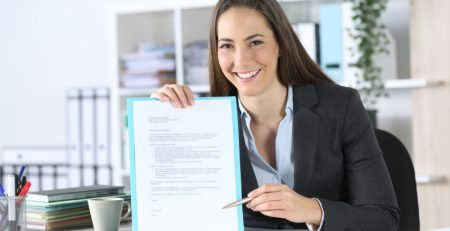 Employment contract in SloveniaEU - information for employers