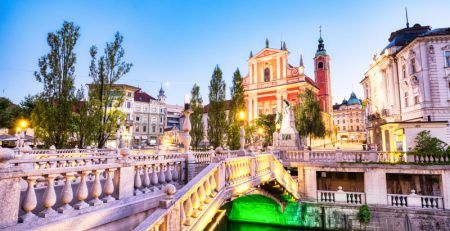 Opportunity for business in Europe choose Slovenia as your destination!