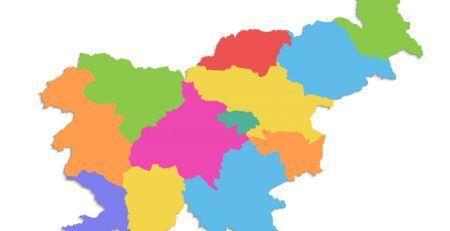 Regions of Slovenia EU where to start your business