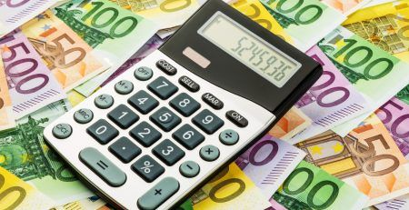 Profit distribution in companies in Slovenia EU