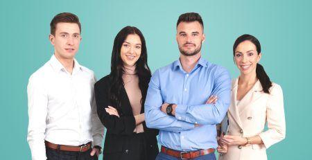 Services with a company in Slovenia EU