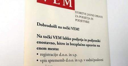 Proces registracije firme u Sloveniji