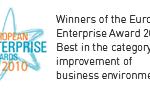 Agencija za otvaranje firme Data - EEA nagrada