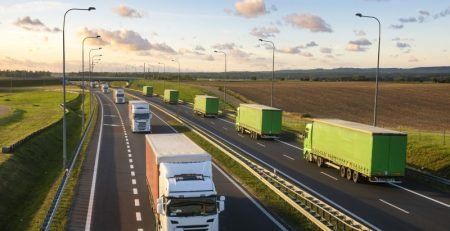 Međunarodni transport robe u Evropskoj Uniji
