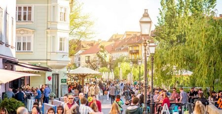 Ogranak firme u Sloveniji - proširite svoj posao u Evropsku Uniju