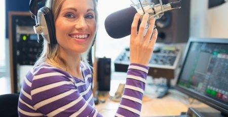 Intervju na međunarodnom radiu Slovenija - DATA d.o.o.