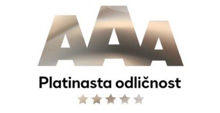 Bonitet AAA dodeljen preduzeću DATA d.o.o.