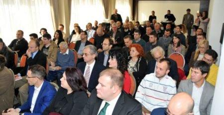 Poslovni susret preduzetnika u Srbiji sa kompanijom Data iz Slovenije