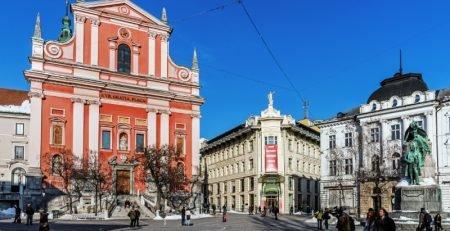 Ogranak stranog pravnog lica u Sloveniji