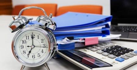 Ocena vremena potrebnog za registraciju firme u Sloveniji