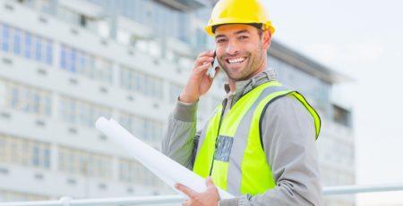 Vođa radova u građevinskoj firmi u Sloveniji